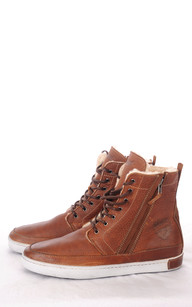 Bottines Cuir Homme1