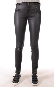 Pantalon Slim Stretch Femme1