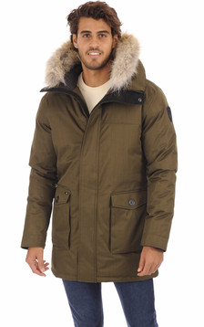Parka Yves Fatigue Homme1