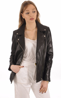 Blouson Femme Breda noir confortable