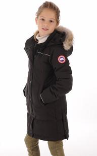 Parka Juniper Noir Canada Goose