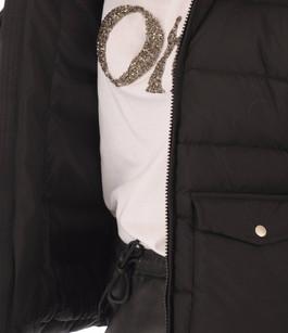 Doudoune Authentic noire Pyrenex
