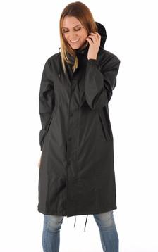 Imperméable Fishtail 1257 noir femme1