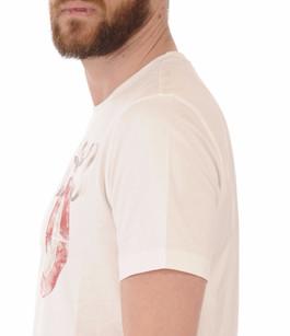 T-shirt 1923 Blanc Aeronautica Militare