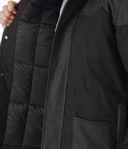 Doudoune Lofoten Noir Pyrenex