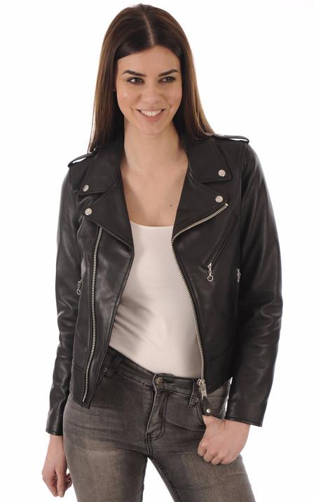 369173270149c Schott Femme | Blouson cuir, veste en cuir et perfecto Schott - La ...