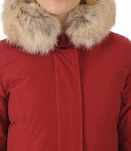 Parka W'S Artic Rouge Cherry Woolrich