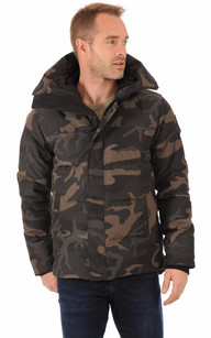 Parka Mac Millan Military1