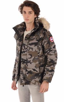 Parka Wyndham camouflage