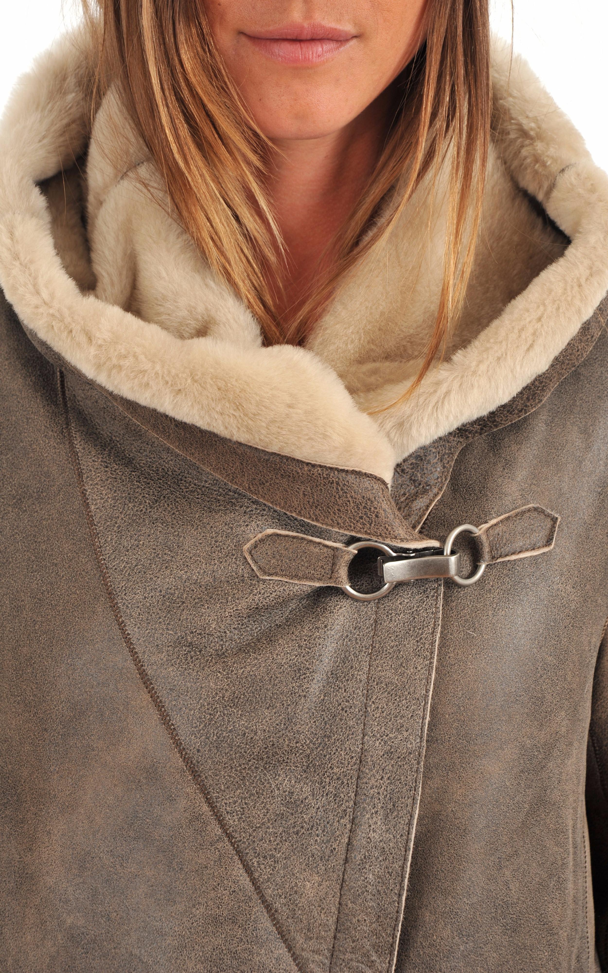 Peau lainée Mouton Vieilli Levinsky