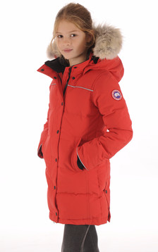 Parka Juniper Rouge1