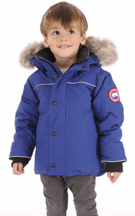 Parka SNOWY OWL Pacific Blue