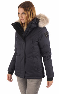 Parka Lindsay Bleu Nuit1