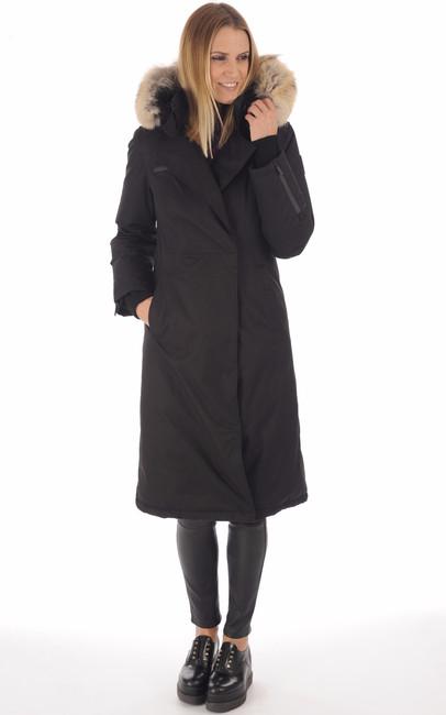 Doudoune Stella noire Nobis