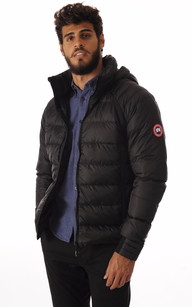 Doudoune Hybridge Base Jacket Noir