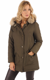 Doudoune 2479 ARTIC PARKA Dark Green
