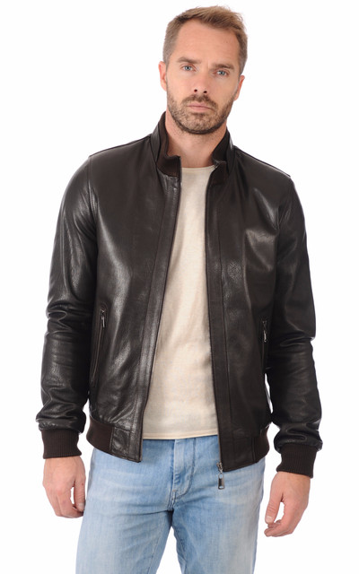 2d936fd01814e Veste cuir solde - La Canadienne - Vente de vêtement cuir, blouson ...