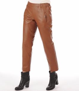 Pantalon  esprit chino caramel La Canadienne