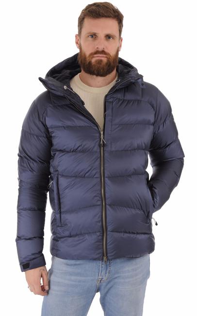 Doudoune Hudson bleue Pyrenex