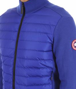 Gilet Hybridge Knit Pacific Blue Canada Goose