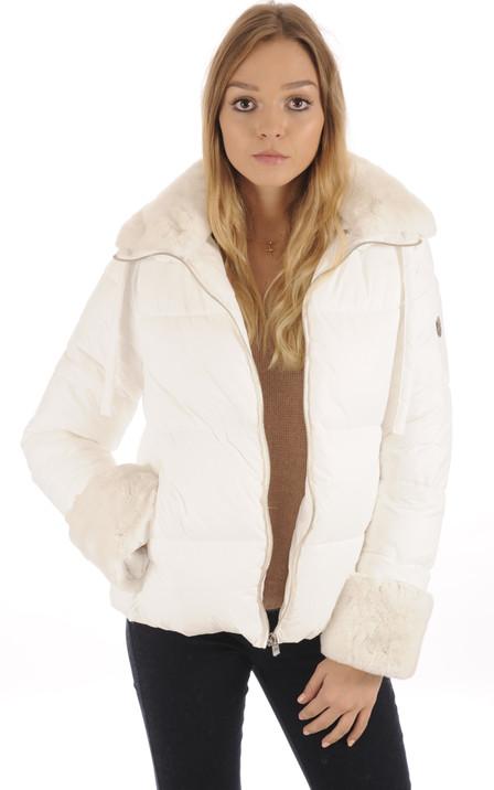 2e1f172120005 Oakwood Femme   Blouson cuir, veste en cuir et doudounes Oakwood