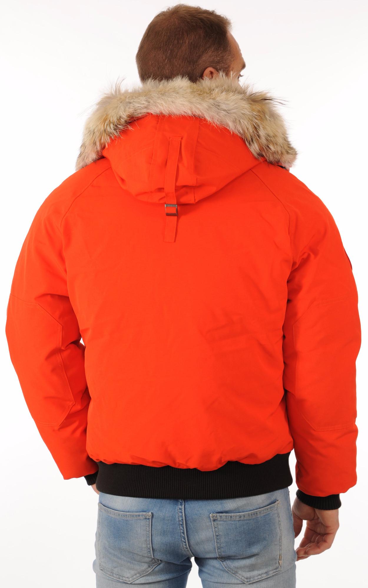 Blouson Chilliwack Monarch Orange