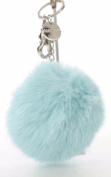 Porte Clef Lapin Bleu Ciel1