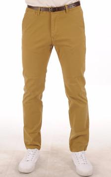 Pantalon Chino Beige Homme1