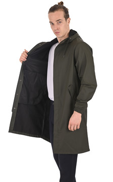 Imperméable Fishtail 1814 kaki