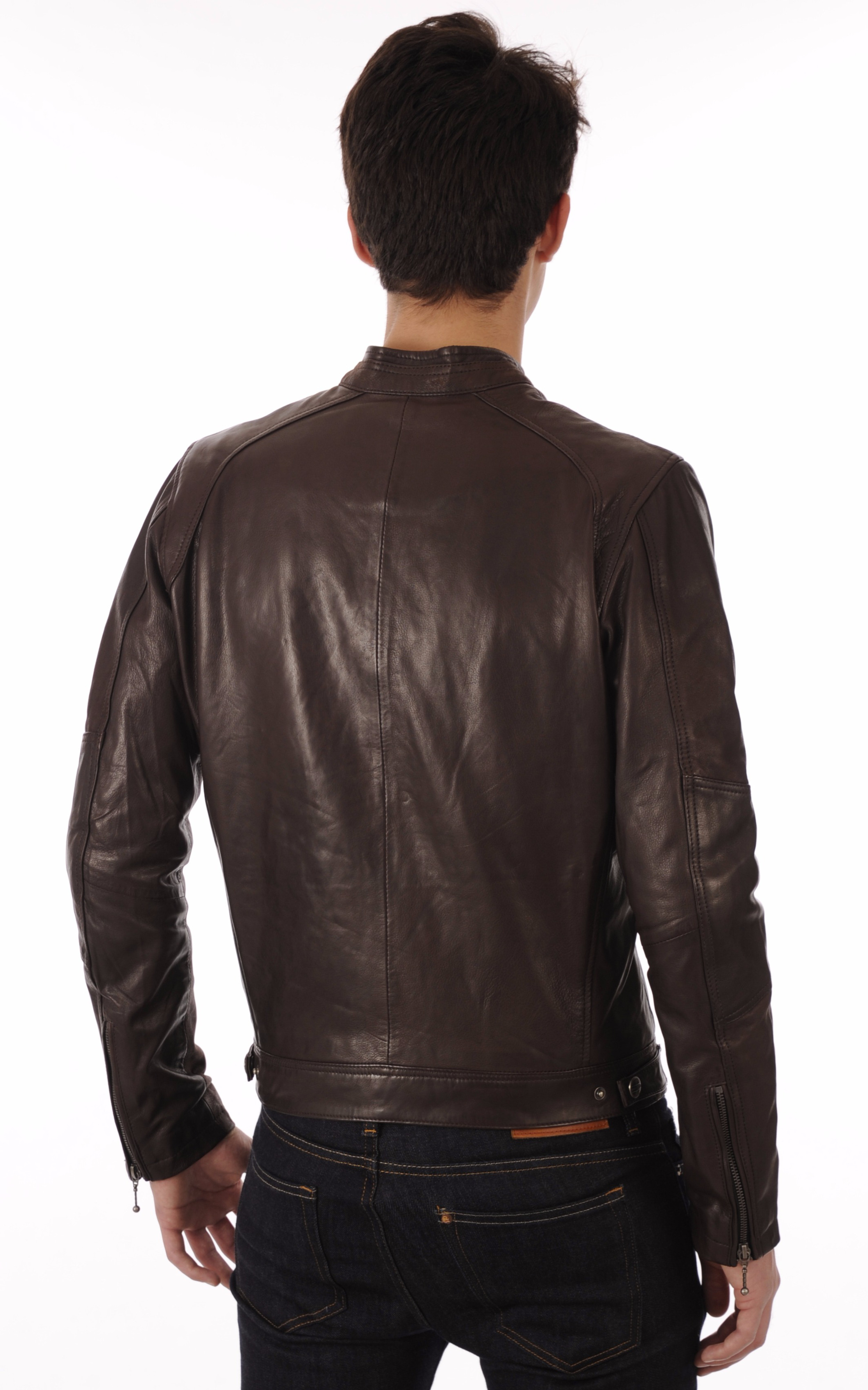 Blouson Emerson Marron Daytona 73