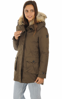 Parka Military Scarlett Eskimo 3-in-1