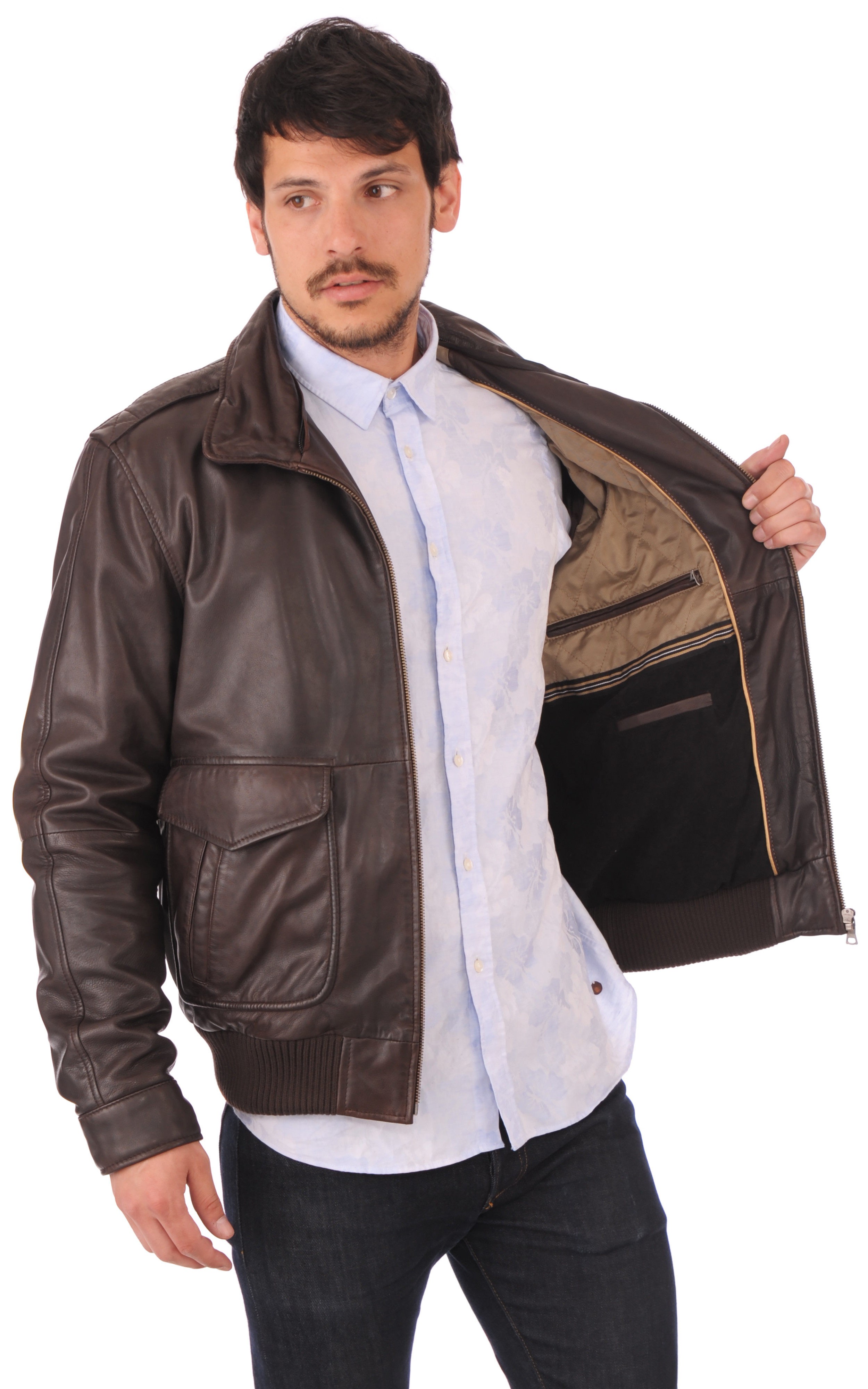 Blouson Aviateur Confortable Smarty