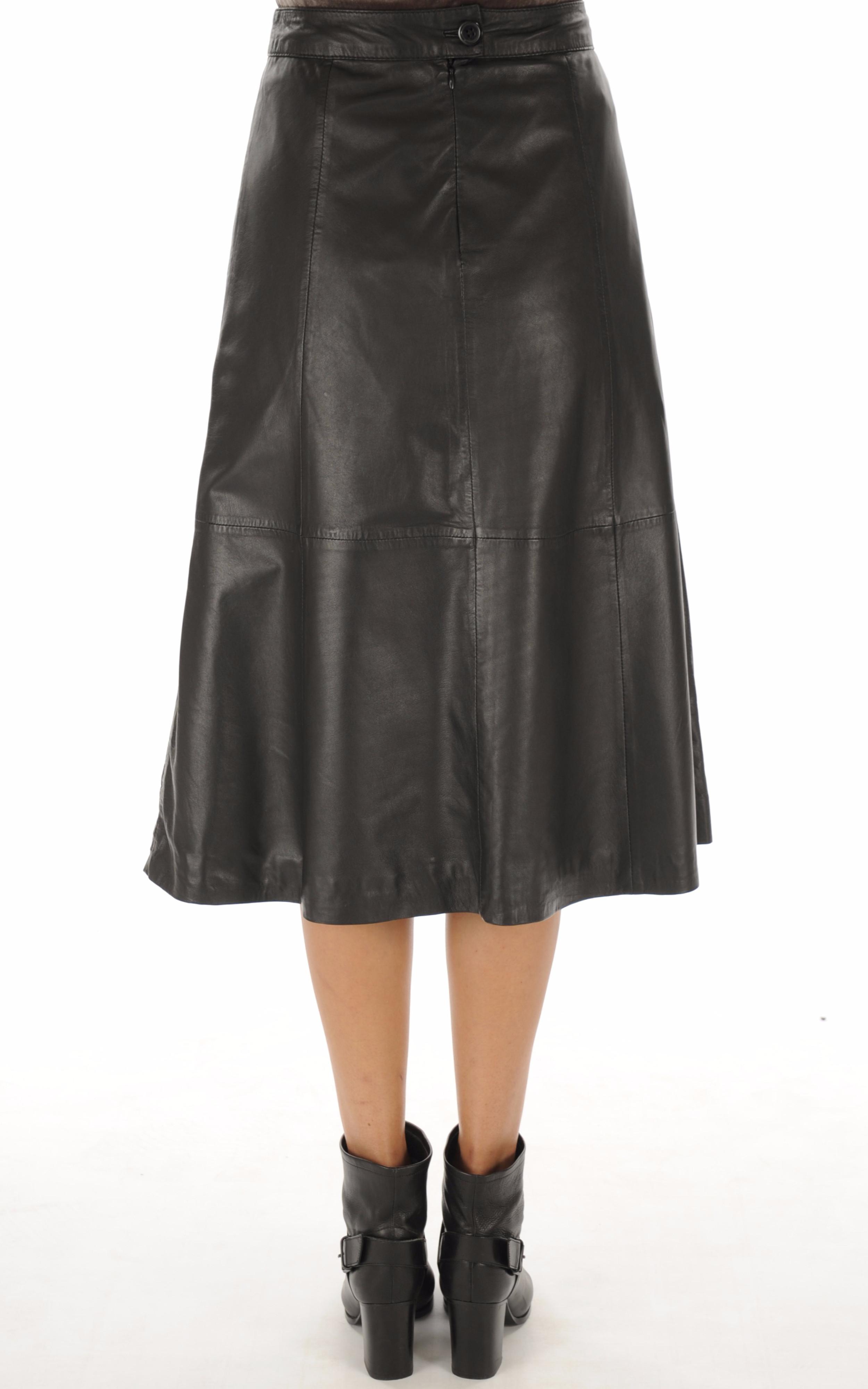 Jupe Lucille noire Oakwood