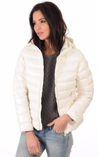 Doudoune Spoutnic Jacket Blanche Pyrenex