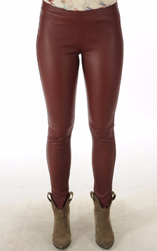 Legging cuir stretch porto1