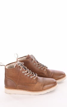 Boots montantes camel