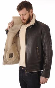 Vêtements Blousons De Les Styles Tous Et Bombardier Homme Cuir nXFS0xR