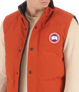 Gilet Garson rouge Canada Goose