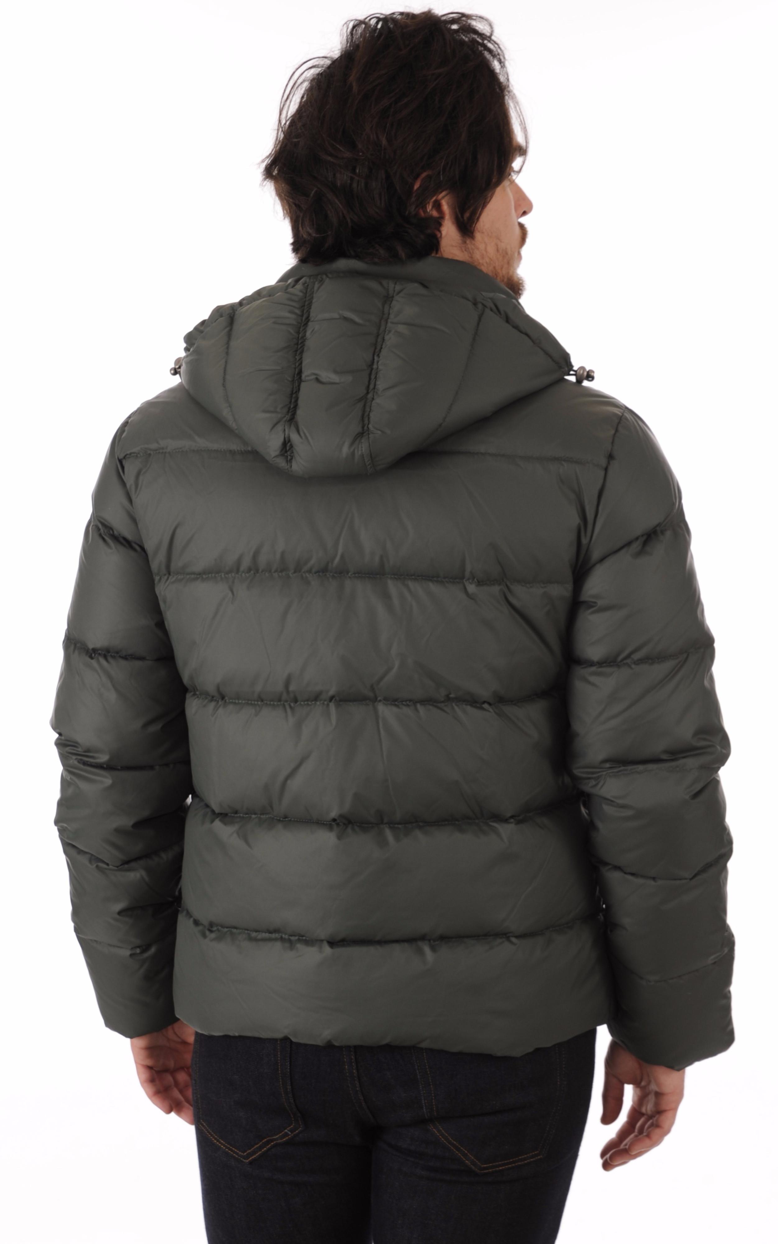 Doudoune Spoutnic Jacket Vert Pyrenex - La Canadienne - Doudoune ... f53df92b17c