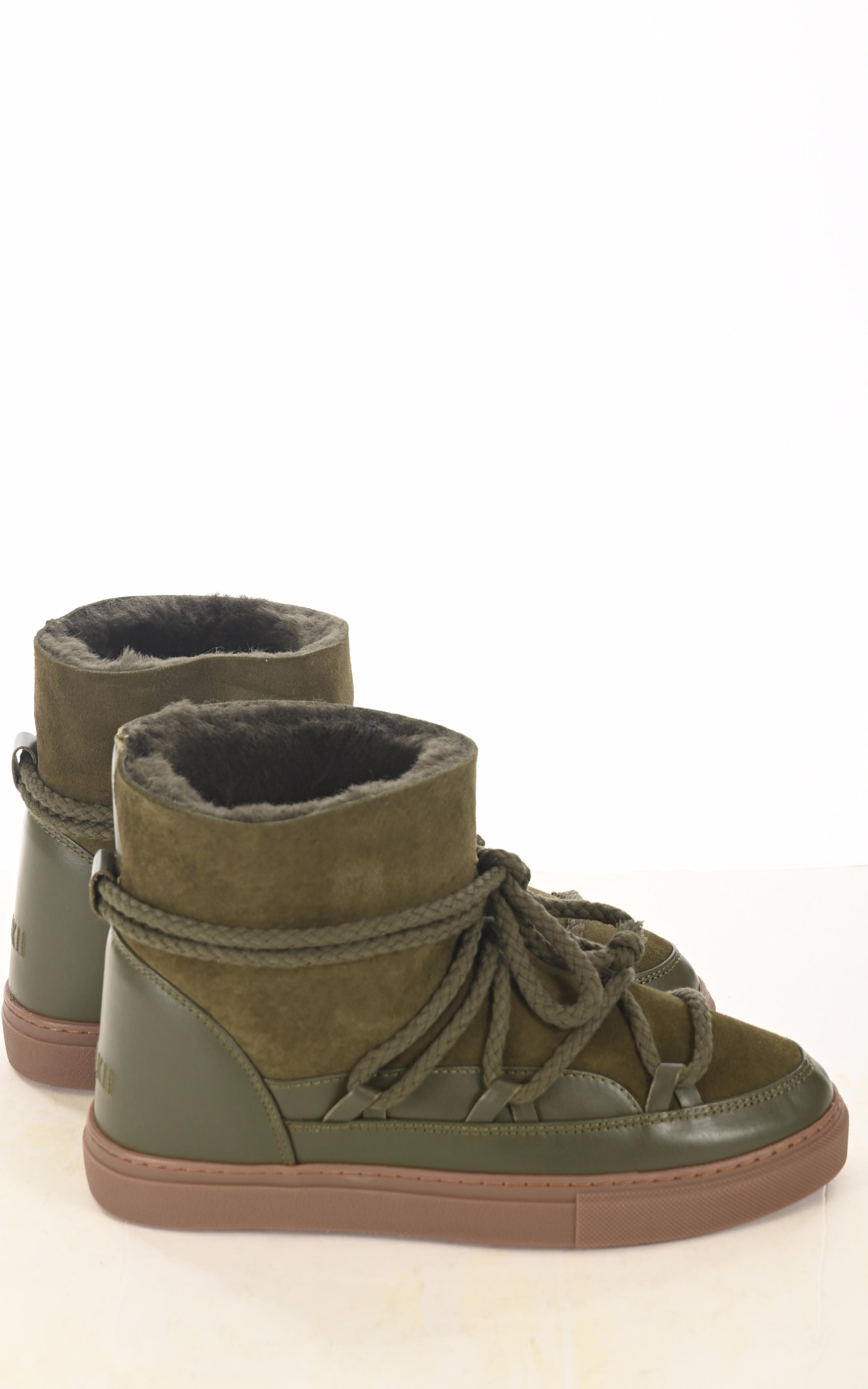 Boots Classic olive Inuikii