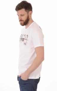 T-shirt 4638 Blanc1