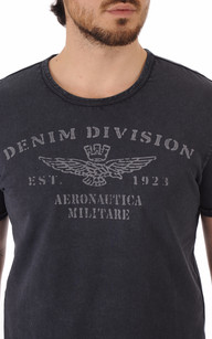 T-Shirt Bleu Denim Division