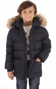 Ves Doudoune Authentic Jacket  Boy Amiral1