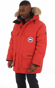 Parka Expedition Rouge1