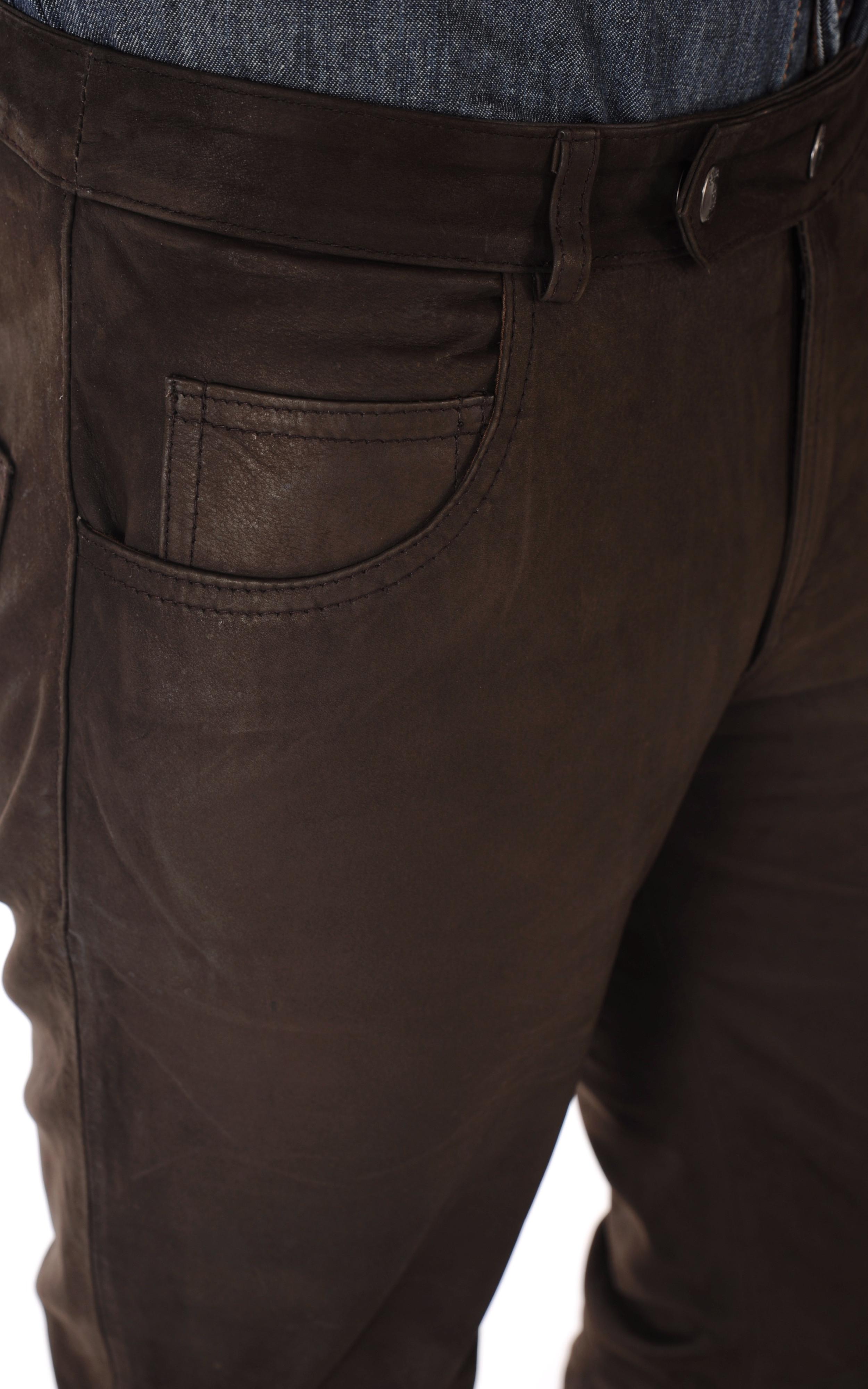 Pantalon Nubuck Homme La Canadienne