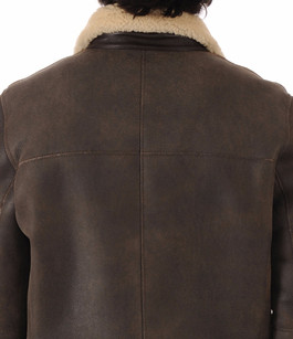 Bombardier Mouton Homme Coupe Confort La Canadienne