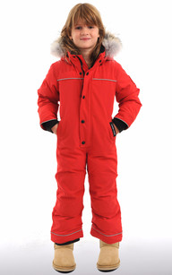 Combinaison Grizzly Snowsuit Rouge