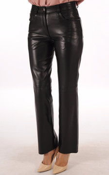 Pantalon Cuir Coupe 5011