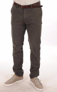 Pantalon Chino Kaki Homme1