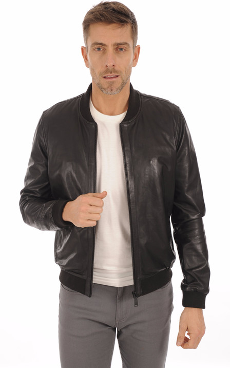 659551a55012b Redskins Homme | Blouson cuir, veste en cuir Redskins pour homme